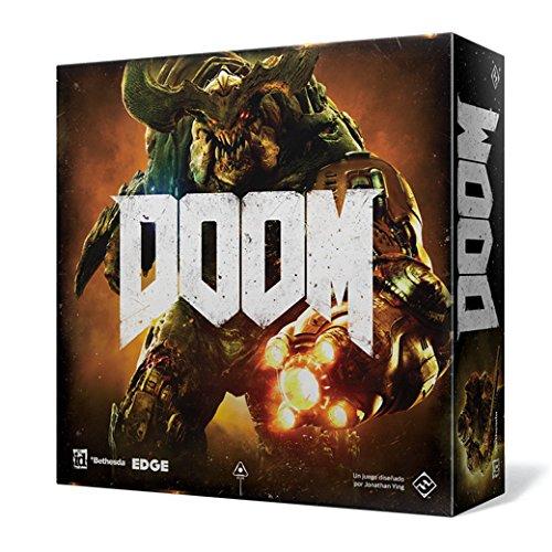 Doom Juego de Mesa - Español
