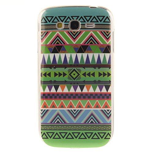 Guran® Silicona Funda Carcasa para Samsung Galaxy Grand Neo Plus / Grand Neo Smartphone Case Bumper Shock TPU Cover-Estilo nacional