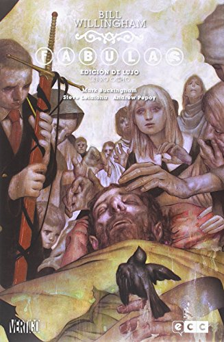 Fábulas: Edición de lujo - Libro 08 (Segunda edición) (Fábules: Edición de lujo)