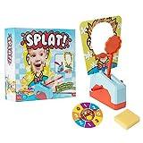 Splat! Game – Wer bekommt die Torte ins Gesicht? (Englische Variante)