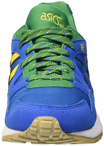 Asics Unisex-Erwachsene Gel-Lyte V Sneakers Blau (Classic Blue/Classic Blue)