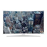 Samsung UE48JU6510S 48' 4K Ultra HD Smart TV Wi-Fi White - LED TVs (4K Ultra HD, A+, 16:9, 3840 x 2160, Mega Contrast, White)