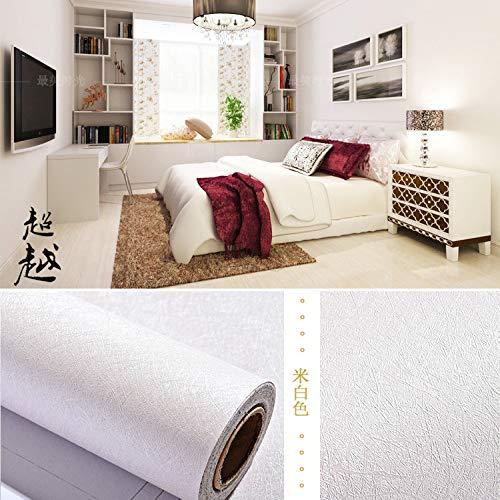 lsaiyy Wasserdichtes Papier einfache Student schlafsaal tapete Selbstklebende tapete Wohnzimmer Schlafzimmer Dekoration tapete-60 cm X 3 M