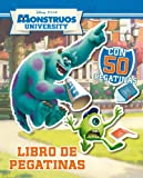 Monstruos University. Libro de pegatinas (Disney. Monstruos University)