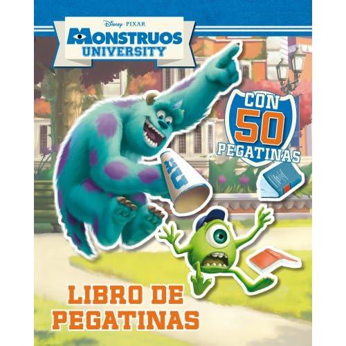 Monstruos University. Libro de pegatinas (Disney. Monstruos University) 5