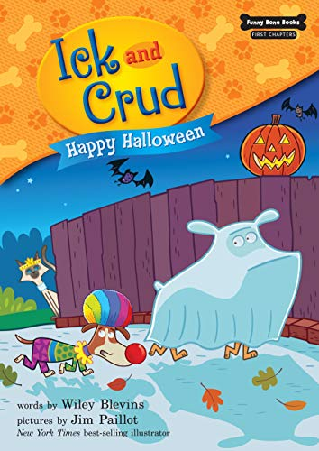(Happy Halloween (Book 6) (Funny Bone Books ™ First Chapters — Ick and Crud) (English Edition))