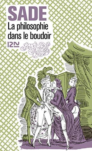 La philosophie dans le boudoir (Domaine Français t. 696) (French Edition) - Französisch Boudoir