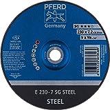 Pferd - Disco Desbaste E 230-7 A24 R Sg