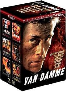Van Damme - Coffret 6 DVD