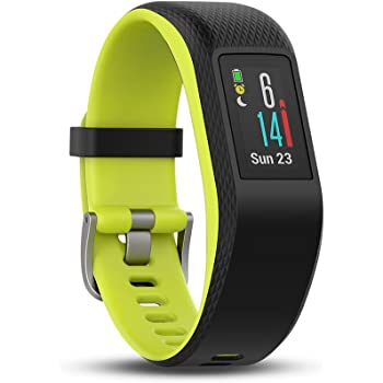 Garmin Vivosport Activity Tracker con GPS, Large, Giallo Lime