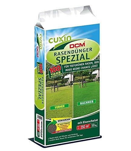 Cuxin 12410 Rasendünger Spezial Minigran, 10 kg