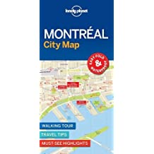 Lonely Planet Montreal City Map (Lonely Planet City Map)
