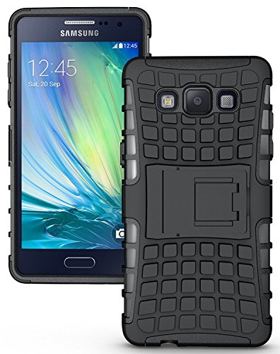 Heartly Tough Hybrid Flip Kick Stand Spider Hard Dual Shock Proof Rugged Armor Bumper Back Case Cover For Asus Zenfone Go 4.5 ZC451TG