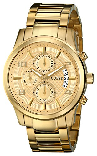 51RwvlRrytL - W0075g5 Golden/Golden Chronograph watch