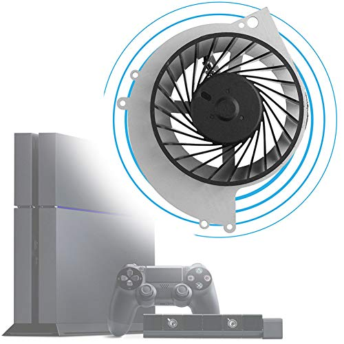 Slri Ersatzteil Kühler für Sony PS4 CUH-1115A (Kühler E Wi)
