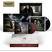 Marracash - 10 Anni Dopo [Super Deluxe Box - 2 LP + 2 CD + Vinile 45' giri + Poster Autografato] (Esclusiva Amazon.it)