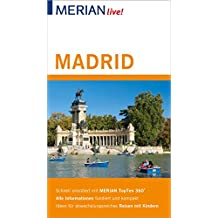 MERIAN live! Reiseführer Madrid: Mit Extra-Karte zum Herausnehmen