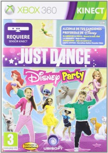 Just Dance Disney Party [Spanisch Import] (Xbox 360-just Dance Disney)