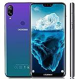 DOOGEE N10-2019 Telephone Portable Debloqué 4G Android 8.1, Smartphone Pas Cher...