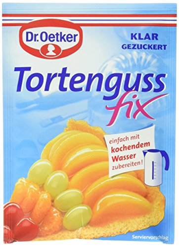 Dr. Oetker Tortenguss fix