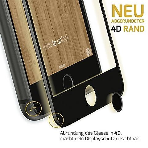 Original GLAZ 2.0 4D Panzerglas® Schutzfolie für dein Apple iPhone 7 Plus 5,5