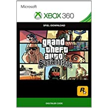 GTA: San Andreas  [Xbox 360 - Download Code]