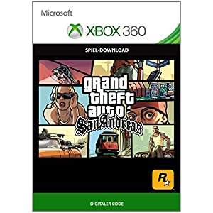 GTA: San Andreas  [Xbox 360 – Download Code]