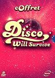 Coffret 2 DVD Karaoké Disco Will Survive 1 et 2