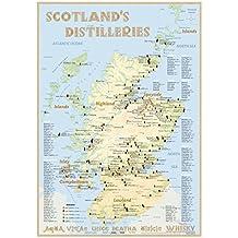 Schottland Karte Whisky.Suchergebnis Auf Amazon De Für Schottland Karte Rüdiger Jörg Hirst
