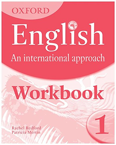 English and international approach. Student's workbook. Per la Scuola media: 1