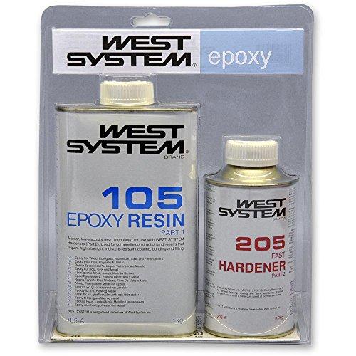west-system-resina-epossidica-per-legno-vetroresina-e-metallo-105-indurente-standard-205-colore-ambr
