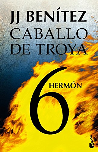 Hermón. Caballo de Troya 6 (Gran Formato) por J. J. Benítez