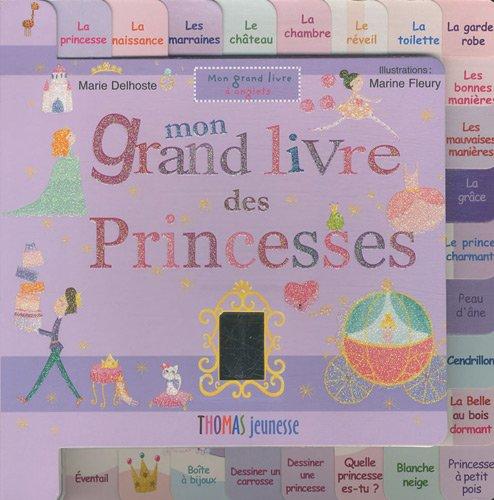 "<a href=""/node/45109"">Mon grand livre des princesses</a>"