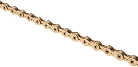 KMC X11SL 11 Speed 116L Bike Chain Titanium Gold