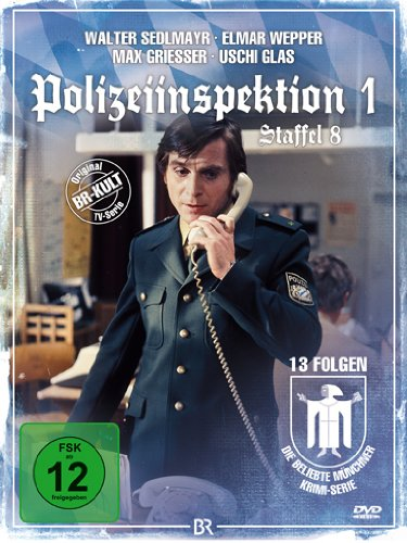 Polizeiinspektion 1 - Staffel 08 [3 DVDs]