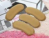 6 Paar Ferse Selbstklebende Sticky Stoff Schuh Zurück Heel Inserts Einlegesohlen Pads Schwamm Ferse Kissen Fußpflege Werkzeuge