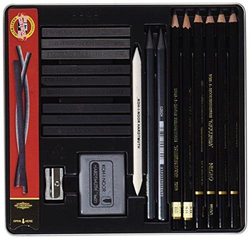 Koh-I-NOOR 8898–Bleistifte, 24Teile