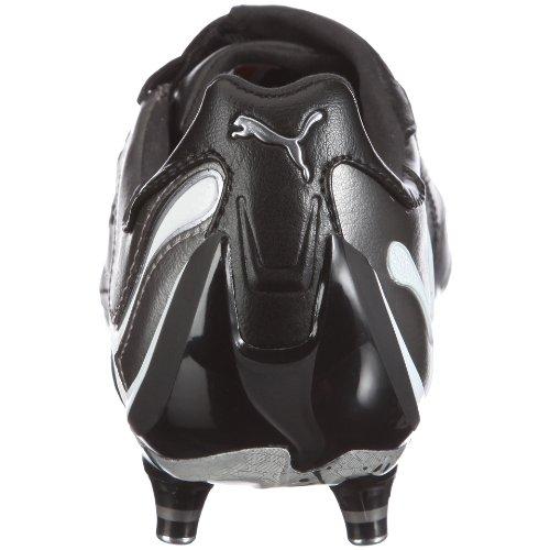 Puma PowerCat 1.10 SG 101897 Herren Sportschuhe - Fußball Black-white-aged Silver