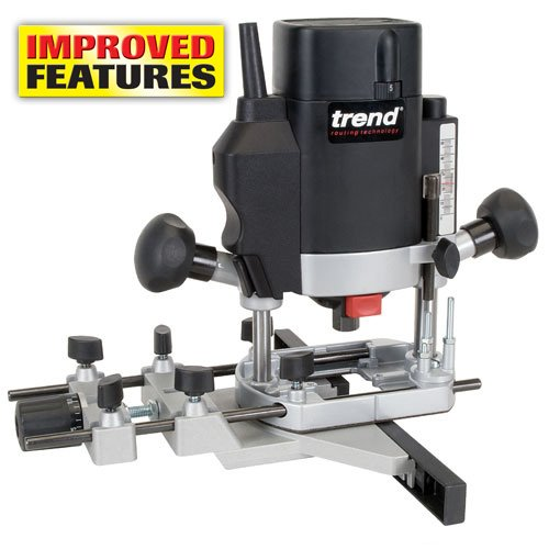 TREND T5EK ROUTER 1/4 1000W 240V VAR& KITBOX