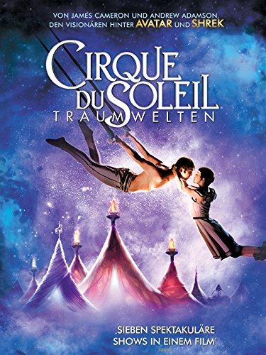 Auf Kostüm Vorhang - Cirque du Soleil - Traumwelten [dt./OV]