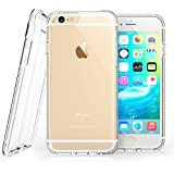 iPhone 7Plus Case, iPhone 8 Plus Case, By DN-Alive [Transparent] [Gel] [TPU] [Thin] [Slim] [Clear] [Drop Protection/Shock Absorption Technology] For Apple iPhone 7 / 8 Plus - Crystal View