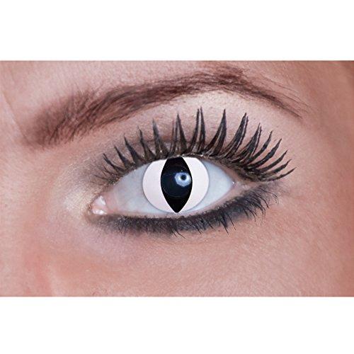 taktlinsen (Cat Eye Kontaktlinsen Für Halloween)