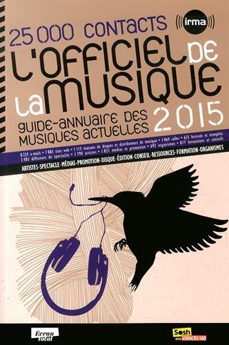 L'officiel de la musique 2015