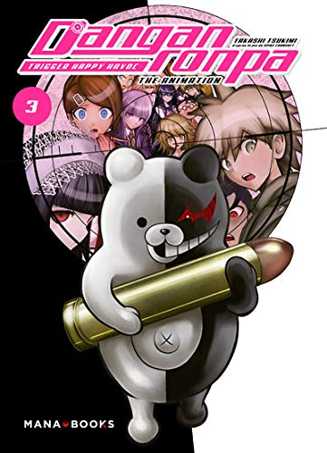 Danganronpa Edition simple Tome 3