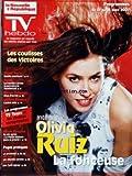 NOUVELLE REPUBLIQUE (LA) [No 1042] du 25/03/2007 - LES COULISSES DES VICTOIRES - INTERVIEW - OLIVIA RUIZ LA FONCEUSE - FILMER PARIS - QUELLE AVENTURE - SERIES - LA FAMILLE CARVER, SUPERNATURAL, DEADWOOD - RENEE ZELLWEGER REVE D'ECRIRE - SAMUEL ETIENNE - L'AUTRE INFO - ALISON ARNGRIM - SA VIE APRES LA PETITE MAISON DANS LA PRAIRIE - PAGES PRATIQUES - SANTE - LA PROSTATE - SERVICE - LES DEPOTS-VENTES - CUISINE PAR CYRIL LIGNAC.