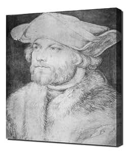 Albrecht Durer - Portrait Of A Man Damia Van Der Goes - Reproduction d'art sur toile