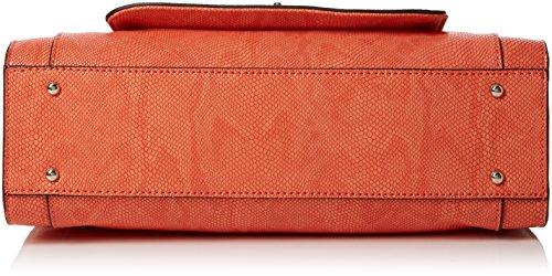 Guess Kingsley, sac à main Argento (Orange)
