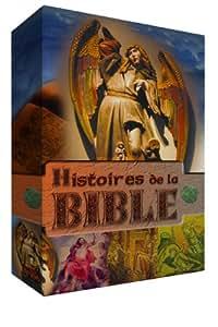 Coffret 4 DVD : Histoires de la Bible