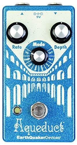 EarthQuaker Devices Aqueduct · Guitar Effect