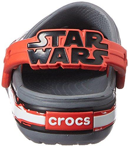 Crocs CB Star Wars Villain Clog, Sabots mixte enfant Multicolore (Multi)
